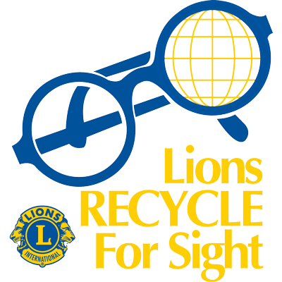 Lions Recycle for Sight program